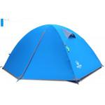2-х местная треккинговая палатка Acome, POLO2, цвет голубой