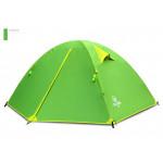 2-х местная треккинговая палатка Acome, POLO2, цвет зеленый