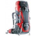 Рюкзак Deuter ACT Lite 65+10 цвет красный