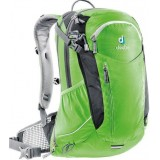 Велорюкзак Deuter Air Cross Exp, цвет зеленый