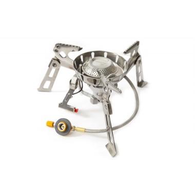HARD ROCK FMS-123, Новая мощная газовая горелка