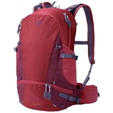 Рюкзак Jack Wolfskin Moab Jam 30, цвет purple, рюкзак для вело и активного образа
