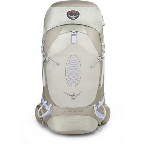 77bbb8a60a22 ... Женский туристический рюкзак Osprey Aura 50 AG , цвет Silver Streak,  рюкзак для туризма и ...