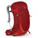 Рюкзак Osprey Stratos 26, цвет red