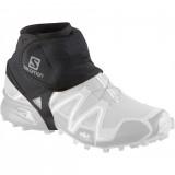 Гетры спортивные Salomon Trail Gaiters Low, цвет черный, размер L