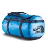 Сумка дорожная The North Face Base Camp Duffel, цвет: голубой, 95L