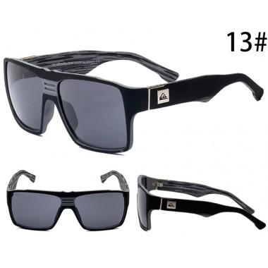 Очки Quicksilver 729 черно-серая оправа с темными линзами С13
