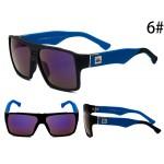 Очки Quicksilver 729 черно-синяя оправа с фиолетовыми линзами С6