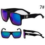 Очки Quicksilver 729 черные с фиолетовыми линзами С7