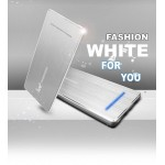 IWO P28S 5600mah power bank цвет серебро