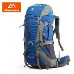 Рюкзак Maleroads MLS2199 CR 60л синий