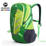 Рюкзак Maleroads MLS2327 Travel 40л, зеленый