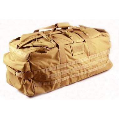Тактическая сумка Jumbo Patrol Bag, цвет Coyote, Объем 76 л, Военные и Армейские сумки, сумка в багажник