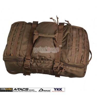 Тактическая сумка Winforce Doppel Duffle Bag, вещмешок тактический, цвет Coyote, WC-11,