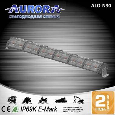 Многофункциональная Адаптивная фара Aurora Evolve, ALO-N30, Новинка от компании AURORA