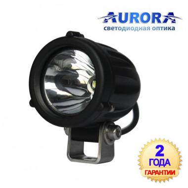 Новая модель AURORA, ALO-R-2-P6T, мощность 10w, Фара дальнего света, доставка по Казахстану