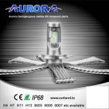 Aurora Светодиодные лампы Н4 головного света 2шт