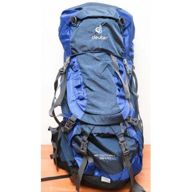 Рюкзак Deuter aircontact, рюкзак для путешествий, туристический рюкзак в Алматы, доставка по Казахстану