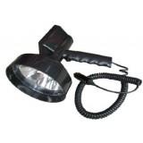 Ручной прожектор для Охоты, галогенный, 170мм