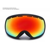 Маска NANDN NG2 оранжевая для лыж и сноуборда
