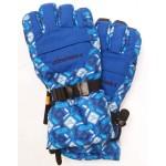 Мужские перчатки Head синие