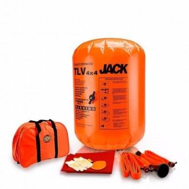 Air Jack Домкрат надувной, Telawei, грузоподъемностью 4 тонн, толщина стенки 3 мм, усиленный