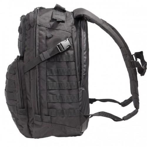 Тактический рюкзак 5.11 Tactical RUSH 24, цвет черный, Тактический военный рюкзак в Алматы