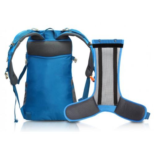 Рюкзак туристический, ACOME Speed, цвет синий, рюкзак 48 литров, рюкзак для путешествий
