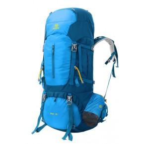 Рюкзак ACOME 70L Trekking цвет синий