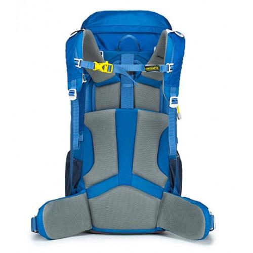 Рюкзак Ameiseye, 60L Outdoor Trekking, цвет синий, треккинговый рюкзак, рюкзак для путешествий