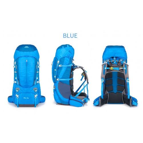 Рюкзак Ameiseye 70L Hiking Climbing MY7003, цвет синий, Рюкзаки туристические купить в Казахстане