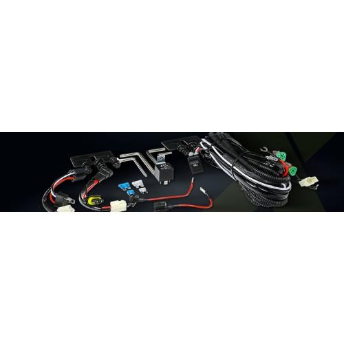 Комплект фар BZR-X 9″, 1 lux @ 1,430m, функция ДХО, 155ват, HKBZRX215, Австралия