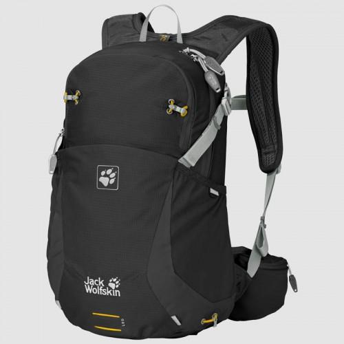 Рюкзак Jack Wolfskin Moab Jam 18, цвет черный, Рюкзак для велотуризма и пеших походов