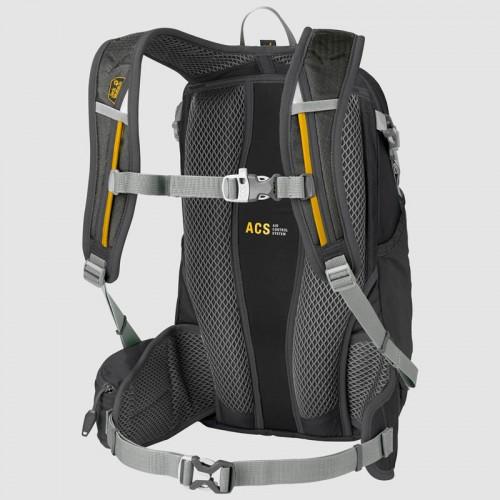 Рюкзак Jack Wolfskin Moab Jam 18, цвет синий, Рюкзак для велотуризма и пеших походов