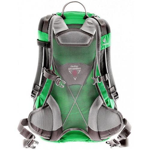 Deuter Futura 28, цвет зеленый, велосипедный рюкзак, рюкзак для однодневных походов