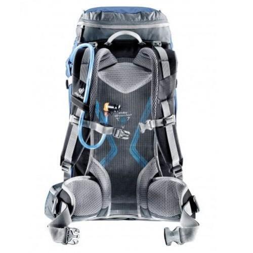 Рюкзак Deuter Futura 32, цвет черный, спортивный рюкзак, Рюкзак для пеших прогулок