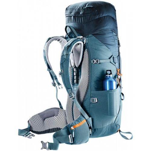 женский рюкзак Deuter Aircontact Lite 35 + 10 SL, цвет alpine green-forest, модель 2018, для горных походов