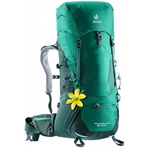 Рюкзак женский Deuter Aircontact Lite 35 + 10 SL alpine green-forest