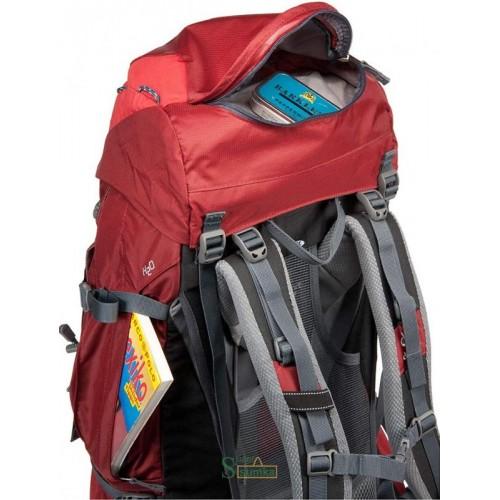 Женский рюкзак Deuter Futura Vario 45+10 SL, для продолжительных горных походов и треккинга