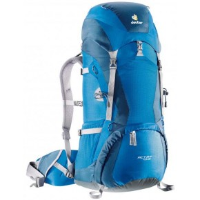 Рюкзак Deuter ACT Lite 45+10 цвет синий