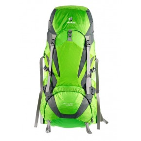 Рюкзак Deuter ACT Lite 65+10 цвет зеленый