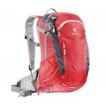 Велорюкзак Deuter Air Cross Exp, цвет красный