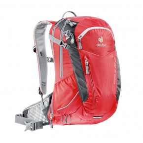 Велорюкзак Deuter Air Cross Exp, цвет красный