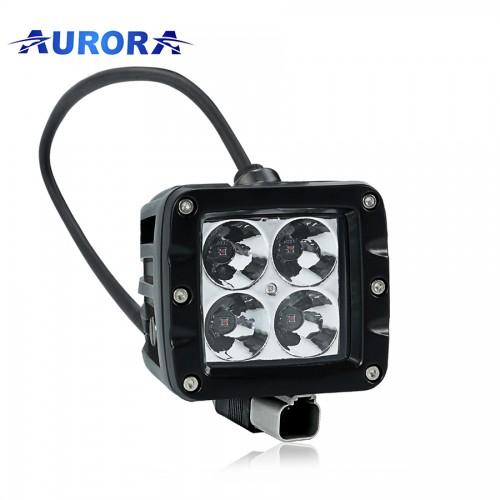 AURORA ALO-2-E4A, фара противотуманная, фара янтарного света, 12W