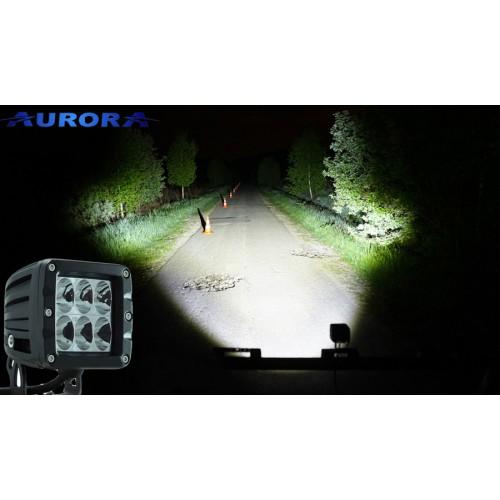AURORA ALO-2-D1J, водительский свет, не слепит встречку, Официальный дилер Aurora в Казахстане