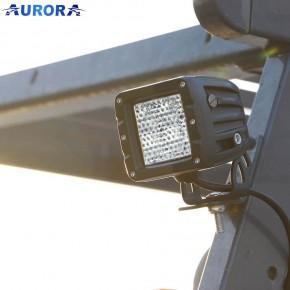 Aurora ALO-K-2-E4T 24V, фары для сервисных машин и спецтехники
