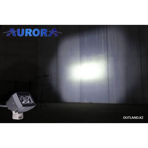 Фара ближнего света, AURORA ALO-L-2-E7T, 20W, фара заднего хода, гарантия 2 года