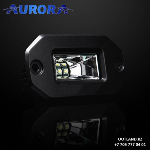 AURORA ALO-EL-2-E13T, Scene, фара панорамного света врезная, 10см, 20W, Угол 120°, гарантия 2 года