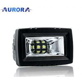 AURORA фара ALO-L-2-E13T, панорамного света, 7.24см, 20W, Угол 120°