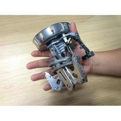 HARD ROCK FMS-123, новая модель кемпинговой горелки с пьезоподжигом от компании Fire-Maple